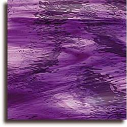 Spectrum Deep Violet on Pale Purple Waterglass (444-1W)