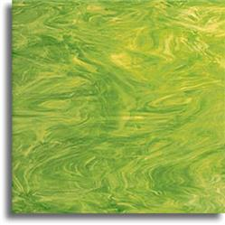 Spectrum Lime Green & White, Translucent (826-71S)