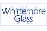 Whittemore Glass Decorative Kitchen Cabinet Glass